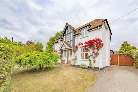 Peppard Road, Emmer Green, Reading. 4 bedroom detached house for sale