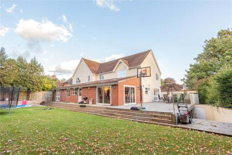 Chazey Road, Caversham Heights, Reading. 5 bedroom detached house for sale