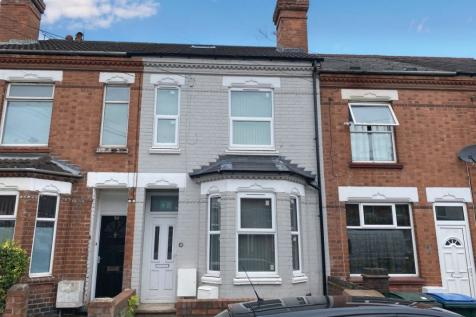 St. Georges Road, Coventry, West Midlands, CV1 2DL. 7 bedroom terraced house
