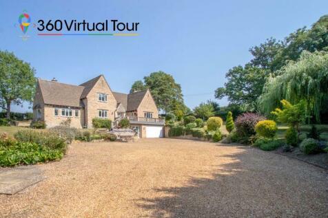 Green Lane, Duddington, Stamford,. 5 bedroom detached house for sale