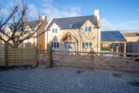 Church Lane, Oakham, Rutland. 4 bedroom detached house for sale
