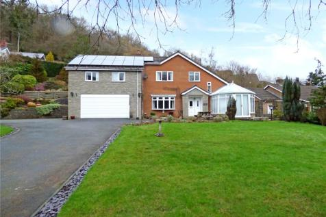 Chapel Close, Knucklas, Knighton, Powys, Mid Wales - Detached / 4 bedroom detached house for sale / £365,000