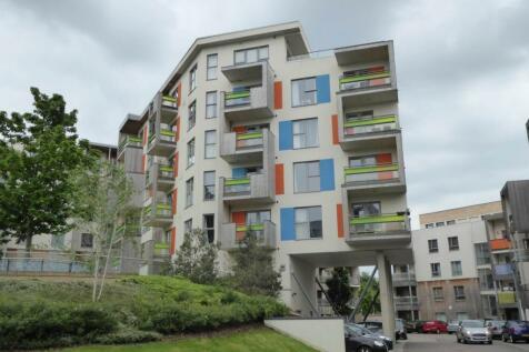 201 Aqua Building, Glenalmond Avenue, Cambridge. 2 bedroom flat