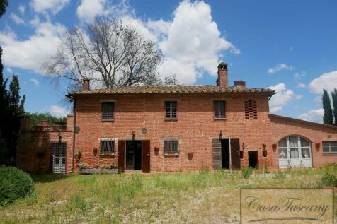 Cortona, Tuscany, Italy. 4 bedroom farm house