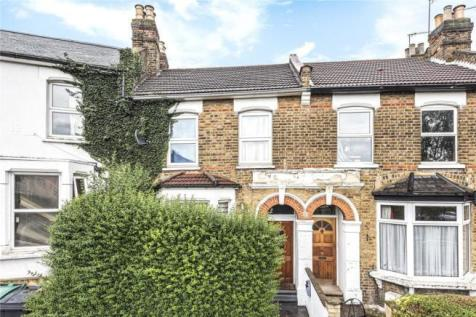 St. Albans Crescent, London. 4 bedroom terraced house