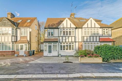 The Alders, Winchmore Hill. 5 bedroom semi-detached house for sale