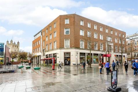 Bedford House, 14 Bedford Street, Exeter, Devon, EX1. 1 bedroom apartment