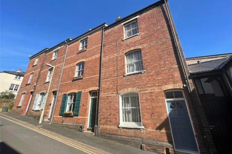 Northernhay Street, Exeter, EX4. 4 bedroom house