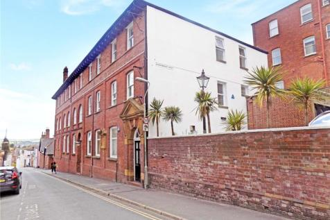 Central, 21 Northernhay Street, Exeter, Devon, EX4. 2 bedroom apartment