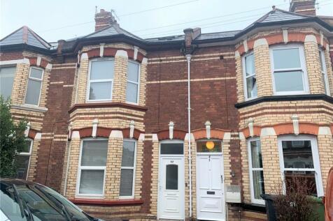 St. Johns Road, Exeter, Devon, EX1. 4 bedroom house