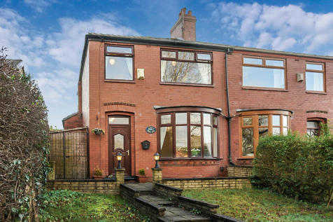 Haigh Lane, Chadderton, Oldham. 3 bedroom semi-detached house