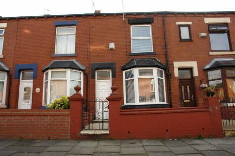 Kenwood Road, Boundary Park, Oldham. 2 bedroom terraced house