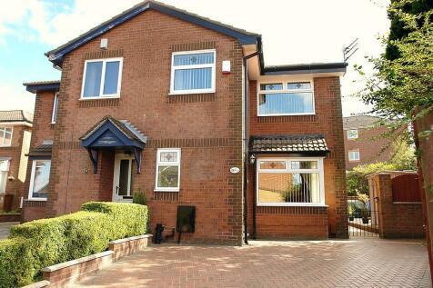 Putney Close, Oldham. 3 bedroom semi-detached house for sale