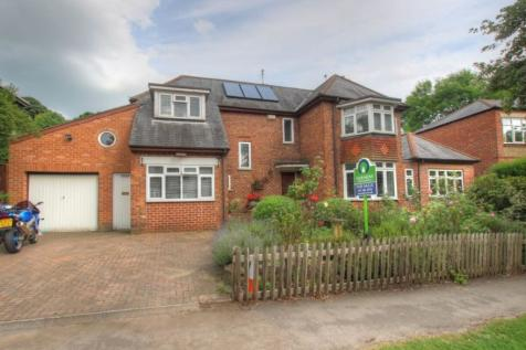 Whinney Hill, Durham, DH1. 4 bedroom detached house for sale