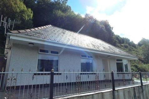 The Croft, Church Road, Aberbeeg, Abertillery. 2 bedroom detached bungalow