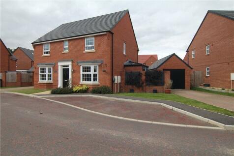 Sunningdale, Durham, DH1. 4 bedroom detached house