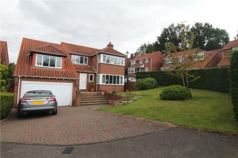 Ferens Park, Durham, Durham, DH1. 5 bedroom detached house for sale