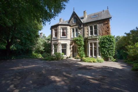Broomhall Road, Sheffield. 6 bedroom detached house