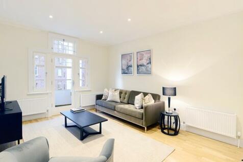 Hamlet Gardens, Hammersmith W6. 2 bedroom flat