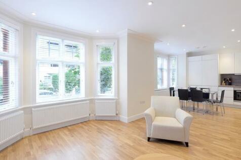 Hamlet Gardens, Hammersmith, W6. 2 bedroom flat
