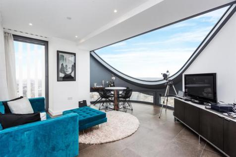 Chronicle Tower, City Road, N1, EC1V 1AL, London - Apartment / 2 bedroom apartment for sale / £1,150,000