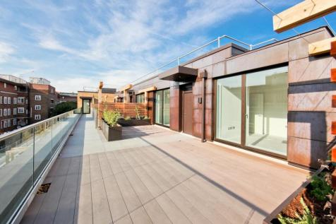 Penthouse, Bayswater. 2 bedroom flat