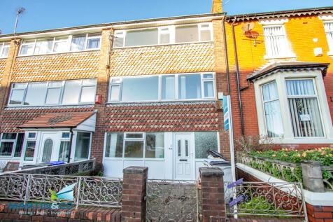 Palatine Road, Blackpool. 6 bedroom terraced house