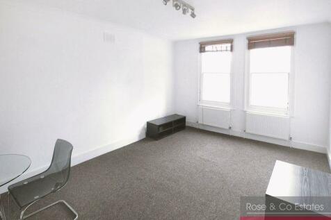 Goldhurst Terrace, South Hampstead London. 2 bedroom flat