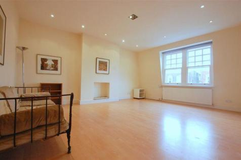Aberdare Gardens, South Hampstead, London. 3 bedroom flat for sale