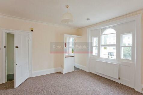 Abbotts Place, West Hampstead, London. 2 bedroom flat