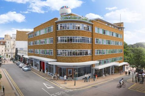 Post Office Road, Bournemouth. 2 bedroom apartment