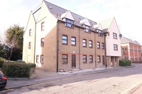 Glebe Road, Chelmsford, CM1. 1 bedroom flat