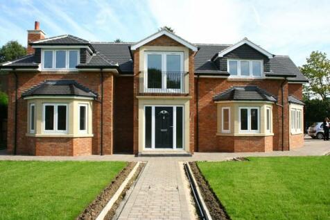 Middle Drive, Darras Hall, Ponteland, Newcastle upon Tyne. 4 bedroom detached house
