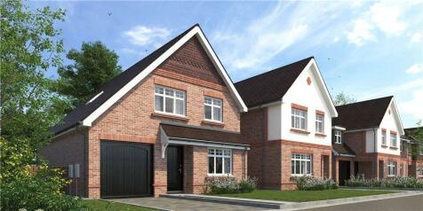 Reigate Road, Epsom, KT17. 3 bedroom detached house for sale