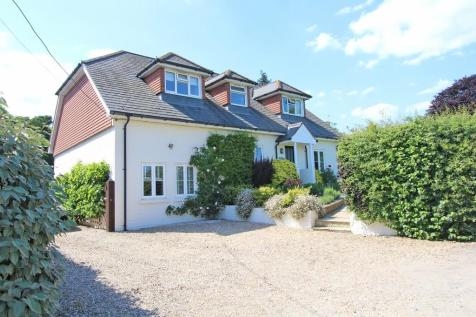 Sherfield English. 5 bedroom detached house