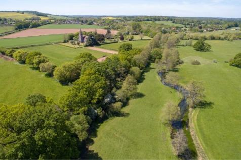 Lockerley. Land for sale