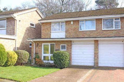 Lordswood. 3 bedroom semi-detached house