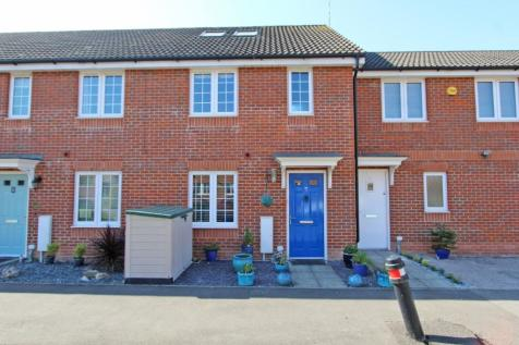 Eastleigh. 5 bedroom terraced house