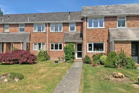 The Harrage, Romsey. 3 bedroom terraced house