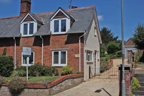 Downton. 3 bedroom end of terrace house