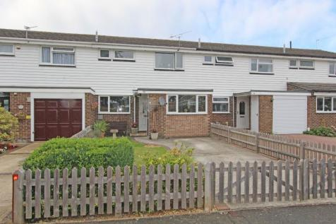 Totton. 3 bedroom terraced house