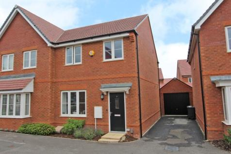 Nursling. 3 bedroom semi-detached house