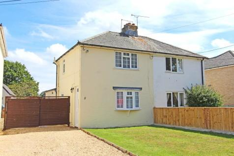 Copythorne. 2 bedroom semi-detached house