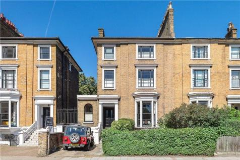 Clapham Road, Stockwell, London, SW9. 5 bedroom semi-detached house for sale