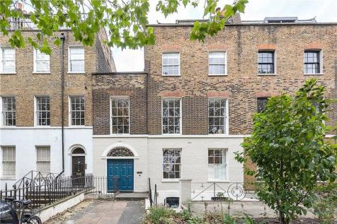 Kennington Park Road, Kennington, London, SE11. 8 bedroom terraced house for sale