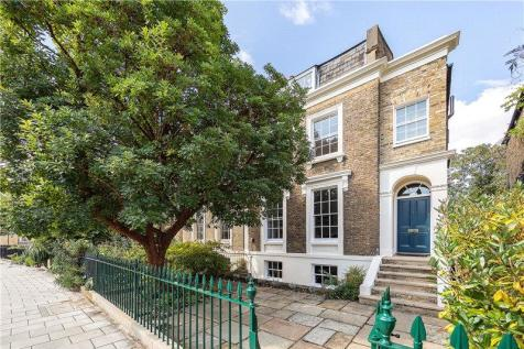 Stockwell Park Crescent, Stockwell, London, SW9. 4 bedroom semi-detached house for sale