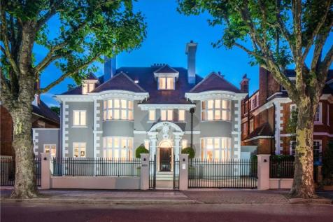 Elsworthy Road, Primrose Hill, London, NW3. 8 bedroom detached house for sale