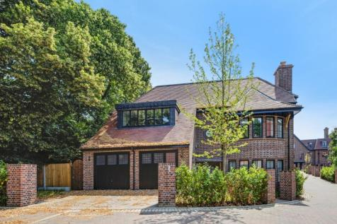 Chandos Way, Wellgarth Road, London, NW11. 5 bedroom detached house for sale