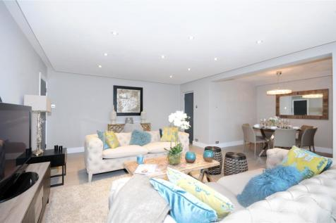 Boydell Court, St. John's Wood Road, London, NW8. 3 bedroom apartment