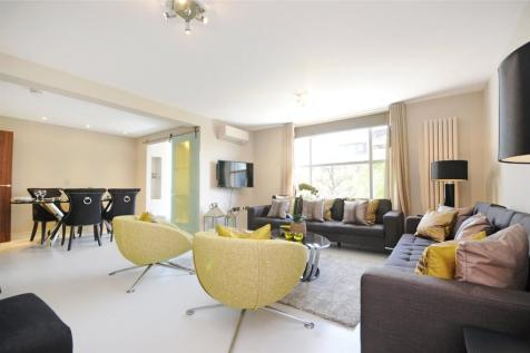 Boydell Court, St. Johns Wood Park, London, NW8. 3 bedroom apartment